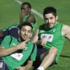 بالصور: أليكس يفتتح مهمته مع الاهلي باجتماع خاص مع اللاعبين