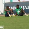 بالصور: الاهلي يختتم تدريباته ويغادر إلى الرياض بدون جيزاوي