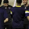 غوميز يجهز لاعبي التعاون للنصر بمحاضرة فيديو – صور