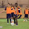 بالصور : محاضرة فيديو للاعبي التعاون وحالة وفاة تغيب هزازي