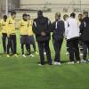 التعاون يقدم لاعبيه الجدد قبل الديربي .. والرائد يواصل اغلاق تدريباته
