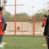 تمارين ترفيهية في الرائد والسويح يكثف التدريبات اللياقية لستة لاعبين