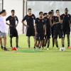 بالصور: مورايس يرفع المعدل اللياقي للاعبي الشباب قبل موقعة الخليج