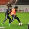 بالصور : الشباب يواصل استعداداته لمواجهة النصر
