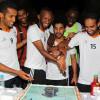 مورايس يفرض تمارين تكتيكية للاعبي الشباب والجماهير تحتفي بالغامدي