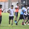 بالصور : مران إسترجاعي للاعبي الشباب وعطيف يواصل برنامجه التأهيلي