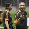 بالصور: المرشدي يعود لتدريبات الشباب .. وراحة يوم للاعبين