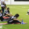بالصور: الشباب يغلق أبوابه إيذانا ببدء الاستعدادا للمباراة النهائية