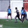 الشباب يختتم تدريباته في الرياض .. ويغادر للامارات لاقامة معسكره – صور