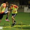 الشباب يعاود تحضيراته بعد الإجازة .. وأربعة لاعبين يغيبون عن التدريبات
