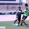 هادي يخرج من تدريبات الشباب مجدداً والفريق يغادر بـ20 لاعباً إلى نجران