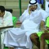 الاعتراض على قرارات الحكم يتسبب في إيقاف سطام العروبة