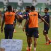 بالصور: الفتح يختتم تحضيراته للقاء حطين ضمن كأس ولي العهد
