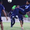الفتح ينهي تحضيراته لمواجهته الودية امام فريق الخليج