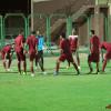 بالصور : مران إسترجاعي للاعبي الفيصلي وديمول يمنح اللاعبين راحة