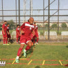 بالصور: الفيصلي يجري آخر تدريب قبل ودية هجر في تركيا