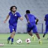 عبدالغني يغيب عن فريقه ثلاثة اسابيع بسبب الاصابة