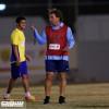 كارينيو يستكشف مواهب أولمبي النصر .. ونصائح تعيد الأمل لعباس