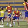 كارينيو يفرض السرية على تدريبات النصر قبل انطلاقة كأس الملك