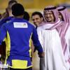 بالصور: النصر يسلم لاعبيه رواتبهم قبل كأس الملك وعملية ناجحة لعبدربه