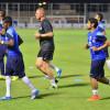 بالصور: مران إسترجاعي للاعبي الهلال والإدارة تطالب بإعفاء لاعبيها من المنتخب