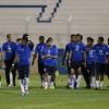 تمارين لياقية و بدنية للاعبي الهلال ونيفيز يغادر إلى البرازيل – صور