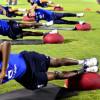 لاعبو الهلال يتدربون على التمرير السريع والدوسري يجري حول الملعب – صور