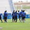 الهلال يعاود تدريباته بعد ودية الكوكب و إدارة النادي تطلب حكام أجانب للقاء النصر