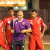 مران إعتيادي للاعبي الوحدة والإصابات تداهم نجوم الفريق