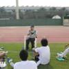 القروني يشعل تدريبات المنتخب الاولمبي بمناورة ويستعد لمواجهة العراق