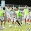 بالصور: نجران يستعد للرائد .. وجوكيكا يطالب اللاعبين بالسرعة في اللعب