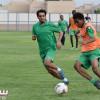 بالصور: نجران يتدرب بحضور الرئيس.. ويجرب عدد من اللاعبين