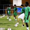بالصور: نجران يستقبل مدربه الجديد.. ويجرب عدد من اللاعبين