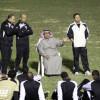 بالصور: رئيس هجر يجتمع بلاعبيه .. وأربعة لاعبين يتواجدون في العيادة