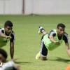 الشباب يواصل تدريبات في الرياض ويغادر لابوظبي الجمعة