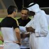 عيد يجتمع بإدارة المنتخب والجهاز الفني و يناقش إعداد الأخضر للخليجية