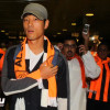 الكوري تشو يونغ يصل الرياض للإلتحاق بصفوف الشباب