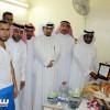 """إدارة نادي الجيل تواصل حملة """"الوفاء"""" بتكريم صالح هجر"""