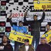 الجزيرة فورد يحافظ على صدارة بطولة الرياض للدريفت