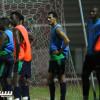 الأهلي يستعد للنهضة بمشاركة يونس محمود