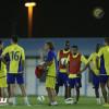 كارينو يختبر جاهزية النصر امام العربي الكويتي في البطولة الودية