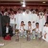 اتحاد التنس يستقبل أبطال الخليج للتنس بالورود ويثمن حصدهم لكافة الألقاب
