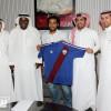 نادي الكوكب يوقع مع اللاعب سعد العبود