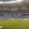 دعم شرفي لمدرج و تيفو الهلال أمام فولاذ الايراني