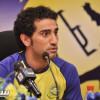 مؤتمر صحفي لمدرب النصر كانيدا واللاعب حسن الراهب للحديث عن نهائي الكأس