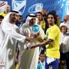بالفيديو : هوساوي يفتتح موسم النصر الجديد ببطولة بني ياس