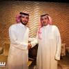 حمد العنزي يوقع عقد وكالة مع البلوي