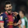 فيا لم يتخذ قراره بشأن مستقبله مع برشلونة
