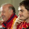 توريس وكاسياس ضمن تشكيلة اسبانيا في كأس القارات