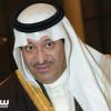 الامير نواف بن محمد يزور نادي الانصار